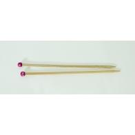 Aiguilles à tricoter en bambou U1754/10