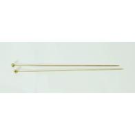 Aiguilles à tricoter en bambou U1754/25
