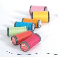 Fil à coudre 100% polyester 120 Mètres