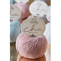 LAINE WOOLLY CHIC 488C -  10 pelotes 125m