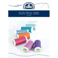 Carte des couleurs fil Tubino