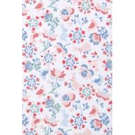 Tissu motif Folk 150X5m