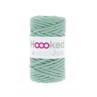 Hoooked 100% natural jute +/-45m Mint