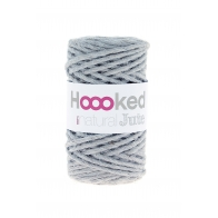 Hoooked 100% natural jute +/-45m Grey