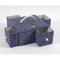 Boite couture vide poche 25 x 25 x 12.5 cm