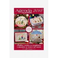 AGENDA 2018 CESARS EDITIONS