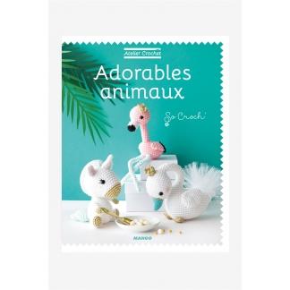 Adorables animaux au crochet