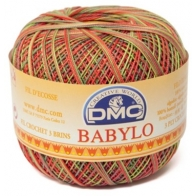 Babylo multicolore grosseur 10