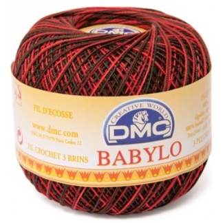 Babylo multicolore grosseur 30