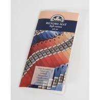 Carte couleur Retors Mat