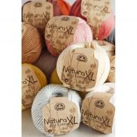 Coton  Natura XL 10 Pelotes de 100gr