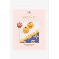Book crochet  n°3 Bordures au crochet
